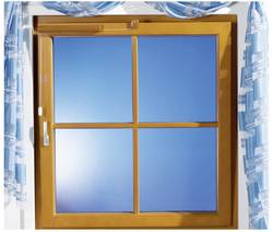 Image of WinFlip Automatischer Fensterschließer Digital Braun, Beige