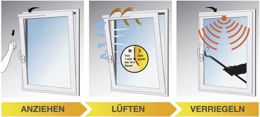 Automatischer Fensterschließer Digital WinFlip Braun, Beige