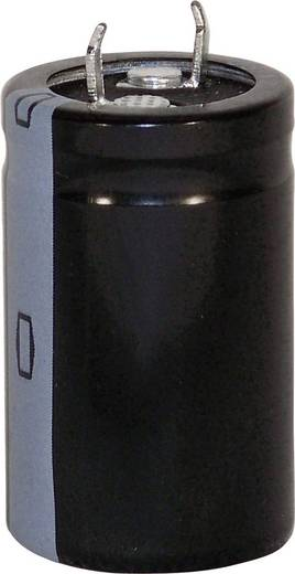 Elektrolyt-Kondensator SnapIn 10 mm 100 µF 450 V 20 % (Ø x H) 25 mm x 30 mm Teapo SLQ107M450S1A5R30K 1 St.