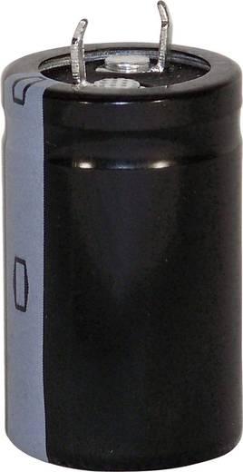 Elektrolyt-Kondensator SnapIn 10 mm 120 µF 400 V 20 % (Ø x H) 25 mm x 30 mm Teapo SLQ127M400S1A5R30K 1 St.