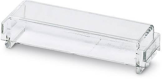 Hutschienen-Gehäuse Abdeckung 7.5 x 15 Phoenix Contact EMG 15-H 7,5MM KLAR 10 St.