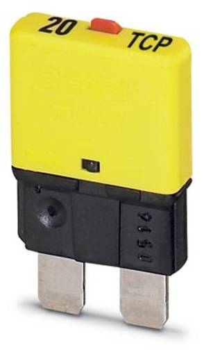 Schutzschalter thermisch 32 V/DC 20 A Phoenix Contact TCP 20/DC32V 50 St.