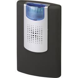 Bezdrôtový zvonček Heidemann HX Flashlight 70873, prijímač, čierna, strieborná
