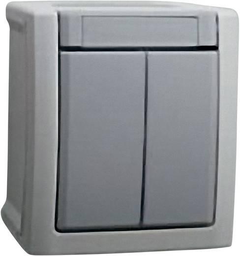 VIKO Serienschalter Pacific Grau 90591002-DE