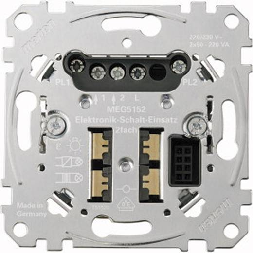 Merten Elektronik-Schalt-Einsatz Einsatz MEG5152-0000