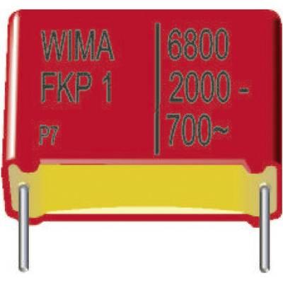 Wima FKP1T011504D00KJ00 900 St. FKP-Folienkondensator radial bedrahtet 1500 pF 1600 V/DC 1 Preisvergleich
