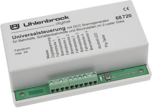 Universalsteuerung Uhlenbrock 68720 für 2-Leiter Gleis