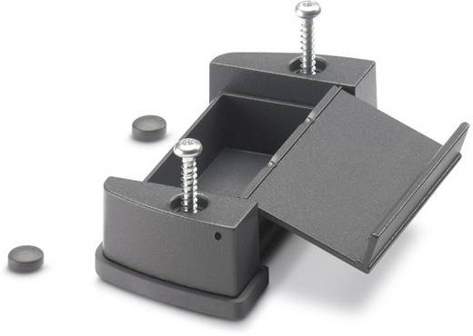 Gehäuse-Komponente Aluminium Grau Phoenix Contact HC-ALU 6-53,5 DKL-COVER GY 1 St.