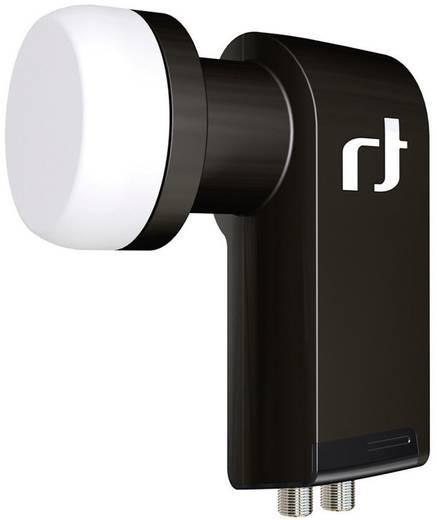 Inverto BLACK Premium Twin-LNB Teilnehmer-Anzahl: 2 Feedaufnahme: 40 mm