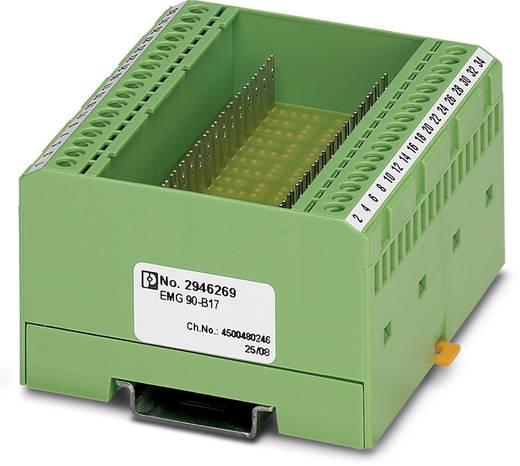 Hutschienen-Gehäuse Kunststoff Phoenix Contact EMG 90-B17 5 St.