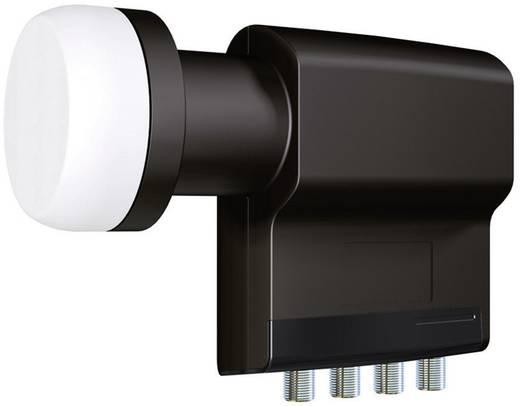 Inverto BLACK Premium Quad-LNB Teilnehmer-Anzahl: 4 Feedaufnahme: 40 mm mit Switch