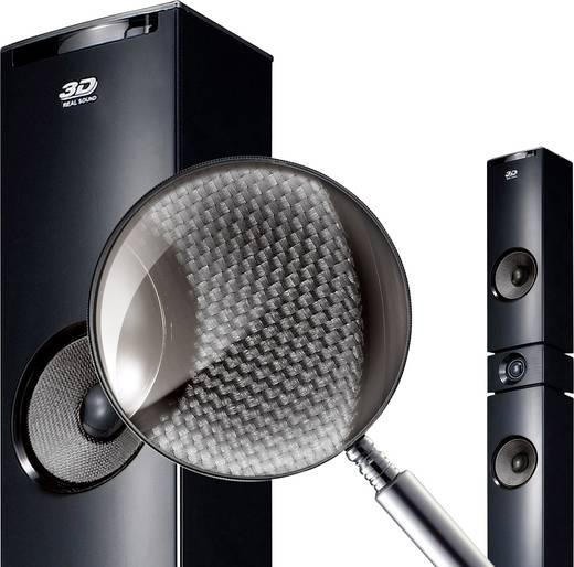 5.1 3D Blu-ray Heimkinosystem LG Electronics BH7530TWB 1200 W Schwarz Ultra HD Upscaling, Smart TV, WLAN, Bluetooth, kab