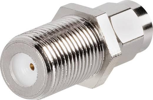 SMA-Adapter SMA-Stecker - F-Buchse BKL Electronic 0409095 1 St.