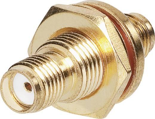 SMA-Adapter SMA-Buchse - SMA-Buchse BKL Electronic 0409093 1 St.