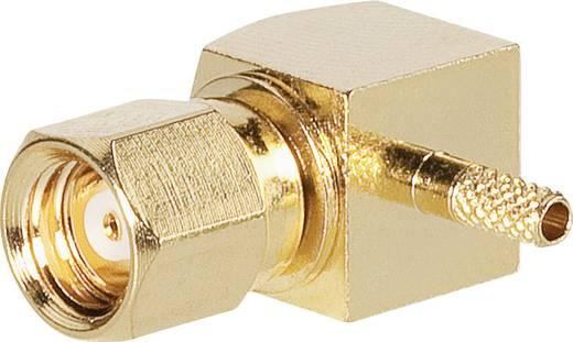 SMC-Steckverbinder Buchse, gewinkelt 50 Ω BKL Electronic 0414008 1 St.