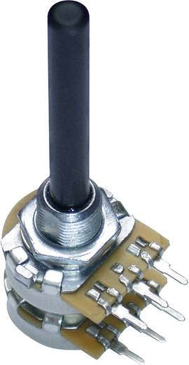 Potentiometer Service 9708 Dreh-Potentiometer Stereo 0.25 W 100 kΩ 1 St.