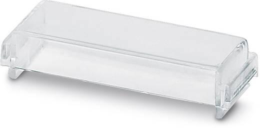 Hutschienen-Gehäuse Abdeckung 17 x 7.5 Phoenix Contact EMG 17-H 7,5 mm TRANSPARANT 10 St.