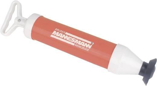 Brüder Mannesmann 2 in 1 Abflussreiniger - Pumpe + Reiniger 49400