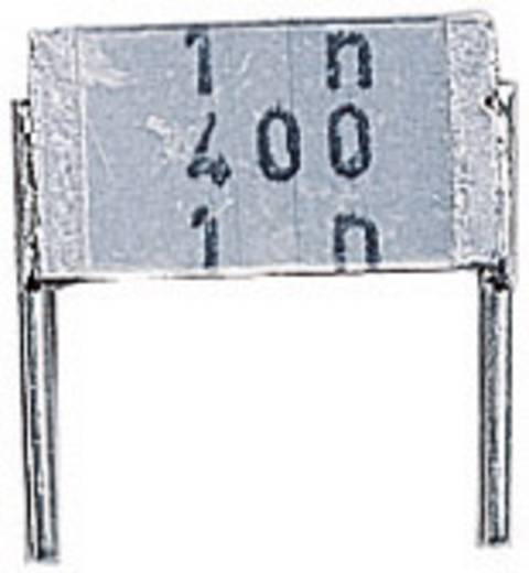 MKT-Folienkondensator radial bedrahtet 10 nF 400 V/AC 10 % 7.5 mm (L x B x H) 9 x 2.5 x 5.5 mm Epcos B32560-J6103-K 1 S