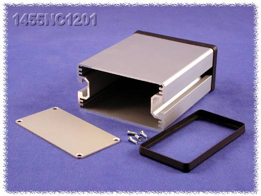 Universal-Gehäuse 120 x 103 x 53 Aluminium Natur Hammond Electronics 1455NC1201 1 St.