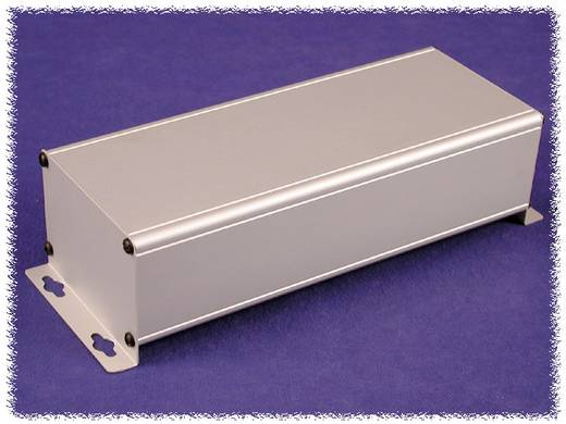 Wand-Gehäuse 248 x 88.9 x 56 Aluminium Natur Hammond Electronics 1455ZT2201 1 St.