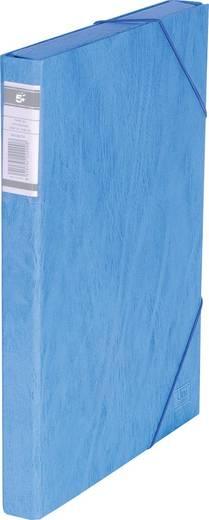 5 Star™ Dokumentenbox Karton, blau, 30mm