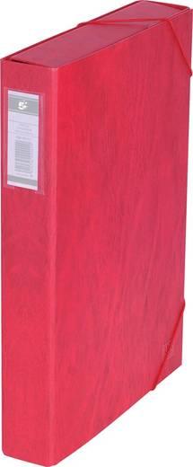 5 Star™ Dokumentenbox Karton, rot, 50mm