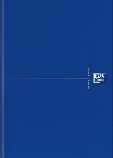 Oxford Original-Blue/353002350, blau, kariert , 90g/qm , DINA4, 96Blatt