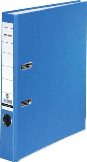 FALKEN Ordner Recycolor /11286317, blau, Rücken 50mm, für A4