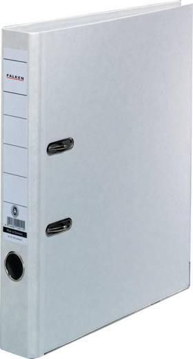 FALKEN Ordner Recycolor /11286341, weiß, Rücken 50mm, für A4