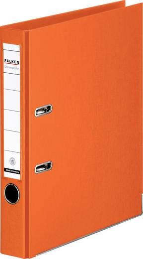 FALKEN Ordner Chromocolor/11286531, orange, Rücken 50mm, für A4
