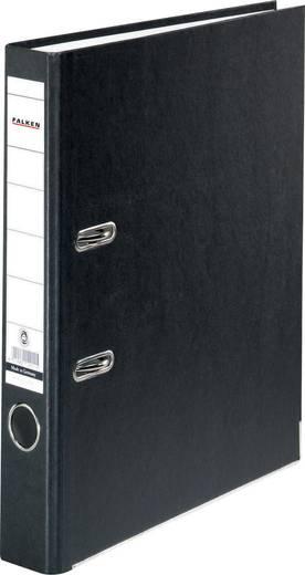 FALKEN Ordner Recycolor /11285285, schwarz, Rücken 50mm, für A4