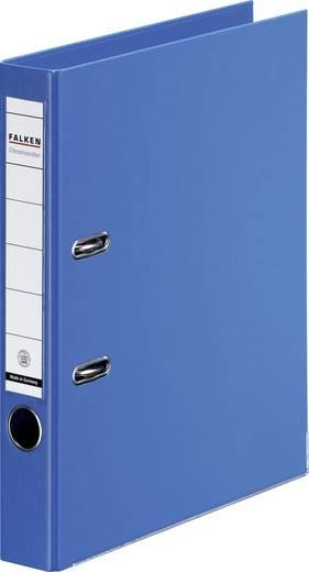 FALKEN Ordner Chromocolor blau/11285913, blau, Rücken 50mm, für A4