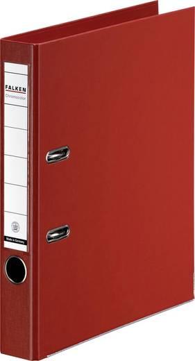 FALKEN Ordner Chromocolor/11285871, rot, Rücken 50mm, für A4