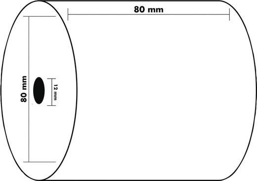 Thermorollen 80 mm x 76 m