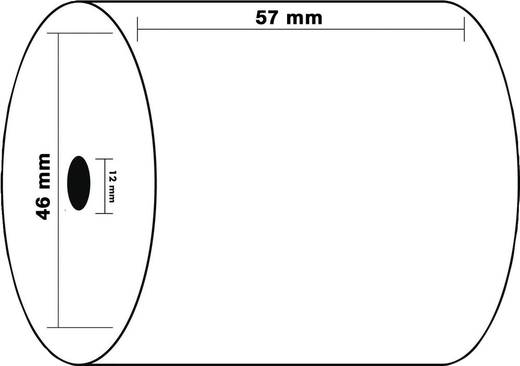 Additionsrollen 76 mm x 40 m