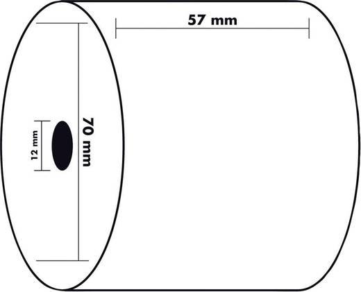 Additionsrollen 57 mm x 44 m