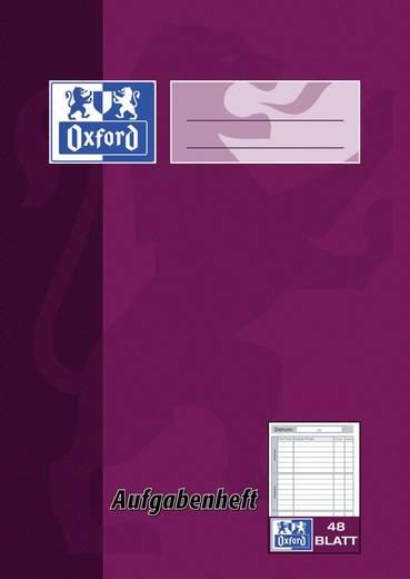 Oxford Aufgabenheft, DIN A5, 48 Blatt/385514815 DIN A5 48 90 g/m²