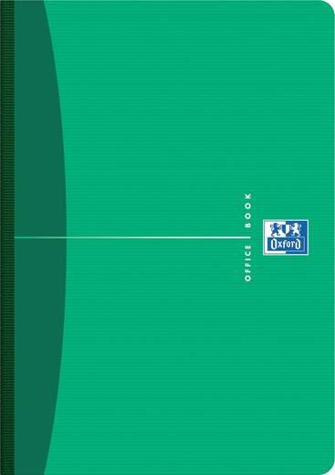 Oxford Buch 353002301, sortiert, kariert, 90g/qm, DINA5, 96Blatt
