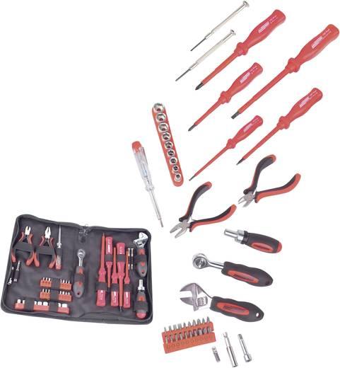 Elektriker Werkzeugset in Tasche 45teilig 463625