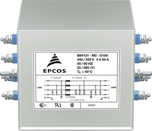 Entstörfilter 250 V/AC 35 A (L x B x H) 149 x 80 x 104 mm Epcos B84131M0001G135 1 St.
