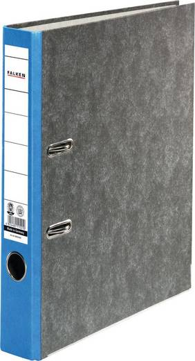 FALKEN Ordner Recycling/80023393, blau, Rücken 50mm