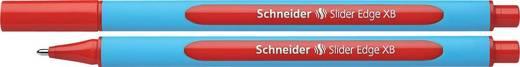 Schneider Kugelschreiber Slider edge M, rot /152102, rot, M