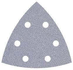 Feuille abrasive Delta avec bande auto-agrippante, perforé Wolfcraft 1161000 Grain 60 Cote d'encoignure 95 mm 5 pc(s)