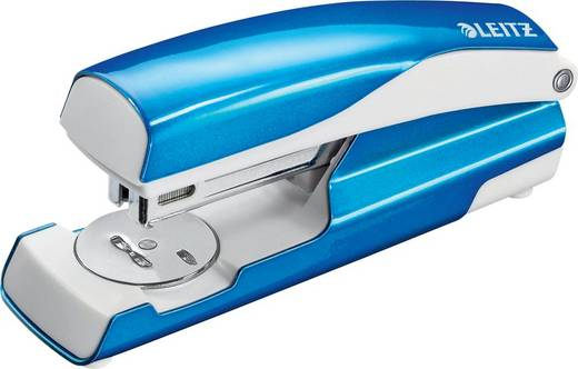 LEITZ Heftgerät 5502 WOW/5502-10-36, blau metallic