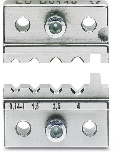 Crimpgesenk Gedrehte Kontakte 0.14 bis 4 mm² Phoenix Contact CF 500/DIE TC 4 1212237 Passend für Marke Phoenix Contac