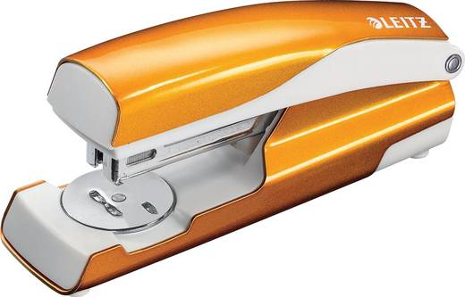 LEITZ Heftgerät 5502 WOW/5502-10-44, orange metallic