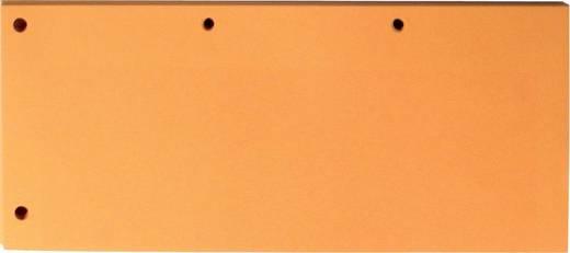 ELBA Trennstreifen Duo orange/400014013, orange, 10,5x24cm, Inh. 60
