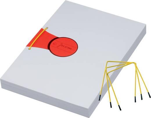 JALEMA Archivbinder Pli-Fix/2639800000, gelb, Inh. 100
