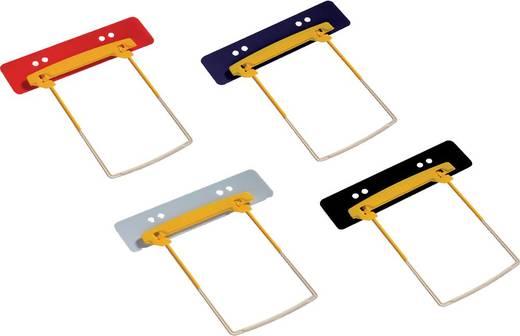 JALEMA Heftmechanik Clip Plus/5712525, sortiert, Kunststoff, Inh. 100